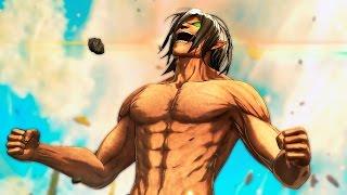 getlinkyoutube.com-HUMANITY'S SAVIOUR | Attack On Titan: Wings Of Freedom #8 (END)