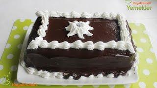 getlinkyoutube.com-Çikolatalı Kakaolu Kolay Pasta
