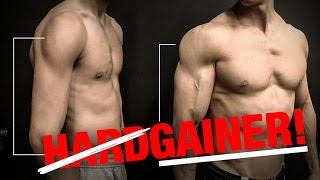 getlinkyoutube.com-Shoulder Workout Tips for Size (HARDGAINER EDITION!)