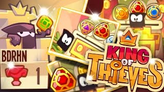 King of Thieves | The Biggest and The Newest Golden Gems