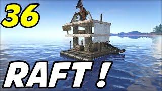 "ARK Survival Evolved - E36 ""Pontoon Raft!"" (Gameplay / Playthrough / 1080p)"