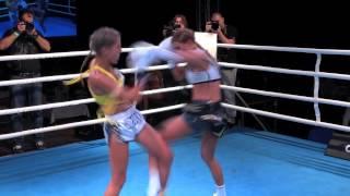 getlinkyoutube.com-Marina Zueva (PRT) vs. Lucia Krajčovič (SVK) — Hanuman Cup 19 Trnava