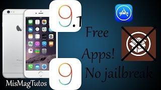getlinkyoutube.com-Get paid apps for free on iOS 9 and iOS 9.1 without Jailbreak