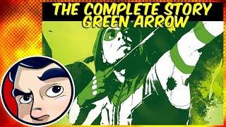 "getlinkyoutube.com-Green Arrow ""The Outsiders War"" - Complete Story"