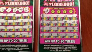 getlinkyoutube.com-Nice Winner! 50X the Cash 1/20/15