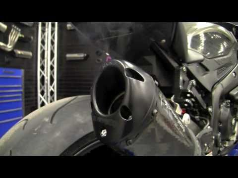 Two Brothers Racing BMW S1000RR Full System Dyno