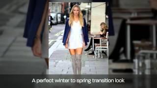 getlinkyoutube.com-How to Wear Over The Knee Boots