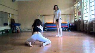 getlinkyoutube.com-Shake body(booty dance)