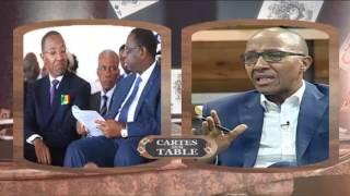 Cartes sur table avec Abdoul MBAYE du Dimanche 22 janvier 2017