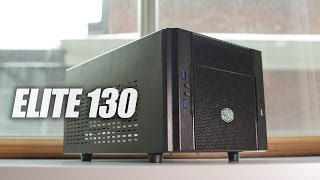 Cooler Master Elite 130 mini ITX Case Review