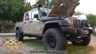 THE $127,000 JEEP TRUCK NAMED BRUTE!!