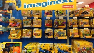 getlinkyoutube.com-New Imaginext Toys at Target Batman Spongebob