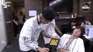 getlinkyoutube.com-[ENG] 150119 BOMB: 95z dance time with a Beat app