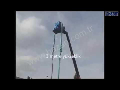 SB DRG40 Seyyar Treyler Çekicili Ağır Sanayi Vakumu