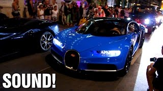 getlinkyoutube.com-FIRST owned Bugatti Chiron SOUND in Cannes!!