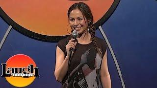 getlinkyoutube.com-Anjelah Johnson - Law & Order Detectives (Stand up Comedy)
