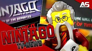 getlinkyoutube.com-BREAKING NEWS NINJAGO !! - Ninjago TV-News #4