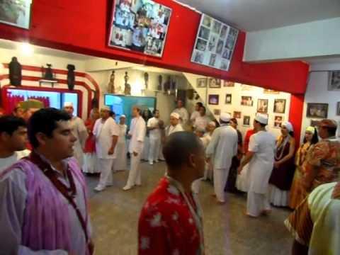 Aniversario de Xango, Baba Marcos * Alagbe Hernan de Oxala (Bara)