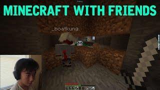 getlinkyoutube.com-Minecraft with Friends - [Bleach Mod] - บุกถ้ำหาแร่ #4