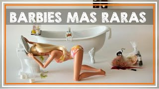 getlinkyoutube.com-LAS BARBIES MAS RARAS DEL MUNDO