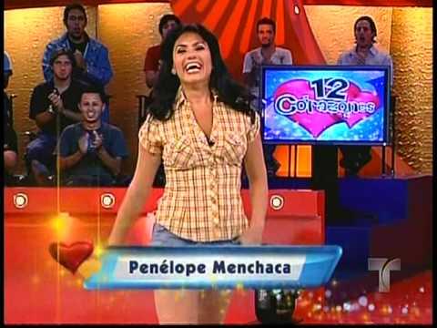 Penelope Menchaca Y Ale Cambert