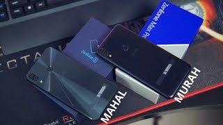 ASUS Zenfone 5 & Max Pro M1 , Bedanya Apa Aja?