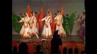 getlinkyoutube.com-dance on vande mataram ( patriotic )