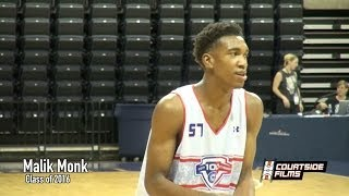 getlinkyoutube.com-Malik Monk #1 Player in 2016 | Mixtape @ NBPA Top 100 Camp