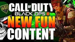 """getlinkyoutube.com-Call Of Duty Black Ops 3 - Activision CEO Says New """"Fun Content"""" Is Coming Soon To Black Ops 3"""