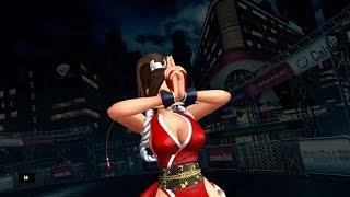 getlinkyoutube.com-King of Fighters XIV Mai Shiranui combos