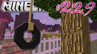 getlinkyoutube.com-Minecraft | EPIC TYRE SWING!! | Diamond Dimensions Modded Survival #229