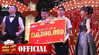 getlinkyoutube.com-Thách Thức Danh Hài mùa 2 | GALA 3 FULL HD: Trấn Thành, Việt Hương òa khóc trao 150 triệu