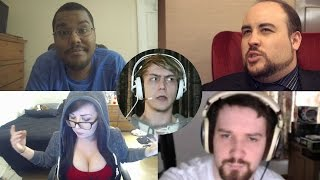 getlinkyoutube.com-Sky, Destiny, Biscuit, Kacey, and SivHD talk about women streamers (Full Stream)