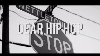 Bizzle - Dear Hip-Hop