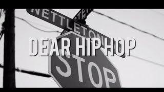 Bizzle - Dear Hip-Hop