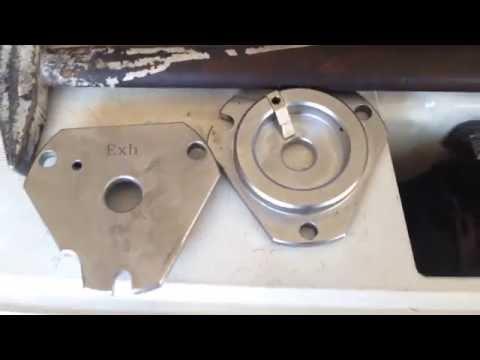 Где натяжной ролик ремня генератора у FIAT Palio