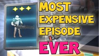 getlinkyoutube.com-Most EXPENSIVE episode EVER ! Quest for Heavy Sandtroopers | Star Wars Commander Empire # 171