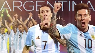 Argentina Vs Chile (Away) ● World Cup 2018 Qualifier ᴴᴰ