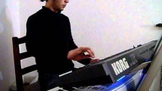 getlinkyoutube.com-frikha walid with korg tr+gem wk2000 oriental