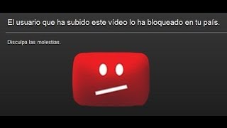 getlinkyoutube.com-Ver videos bloqueados en diferentes paises