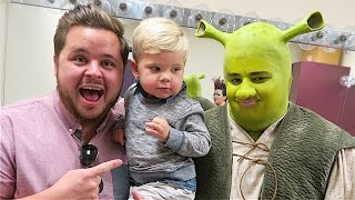 getlinkyoutube.com-OLLIE MEETS SHREK!