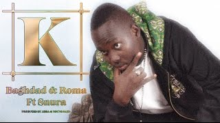 Baghdad & Roma Ft Snura - K (Official Audio Music) 2016
