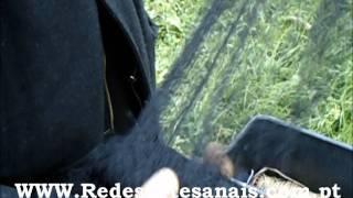 getlinkyoutube.com-Rede de tombo Rede de livro Rede Invisivel Redes Rede de bacalhau invisiveis Rede bater no ar