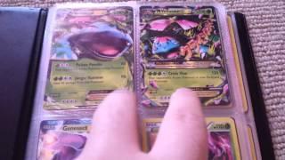 getlinkyoutube.com-Pokemon Trading Card Binder!  Getting Started!