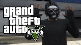 getlinkyoutube.com-GTA 5 Mugging People Online With Hilarious Reactions Number 7!