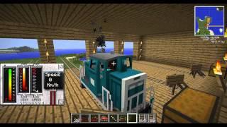 getlinkyoutube.com-[ITA] Minecraft 1.5.2 Mod  - TrainCraft Mod