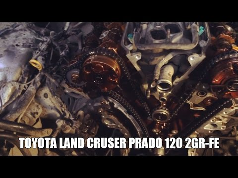 Toyota Land Cruser Prado 120 1GR-FE