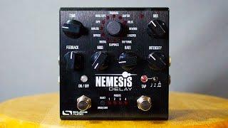 getlinkyoutube.com-Ambient Guitar Gear Review - Source Audio Nemesis Delay