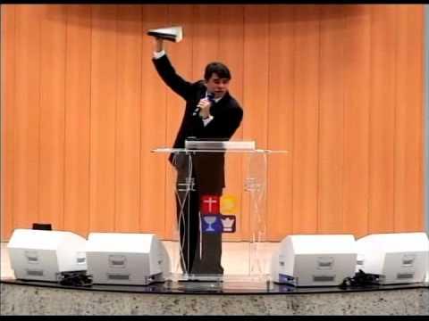 Pr. Flamarion Rolando - As 3 Fases de Jesus