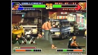 getlinkyoutube.com-[GGPO] KULA vs Dakou (yessterday)  The King of Fighters 98